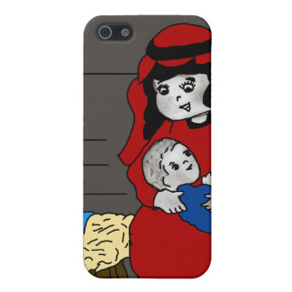 Little Mary and Jesus Case For The iPhone 5