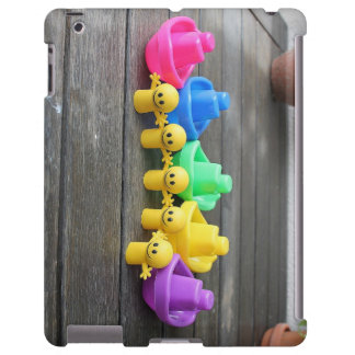 Little Men and their Boats iPad Case