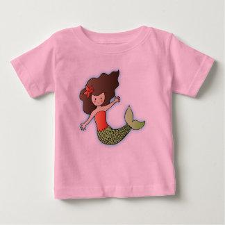 Little Mermaid for Kids Baby T-Shirt