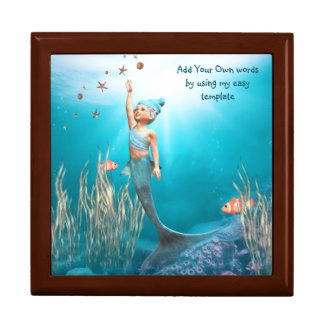little Mermaid Gift Box