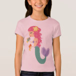 Little Mermaid Girl Tshirt