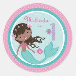Little Mermaid Sticker AA 1B