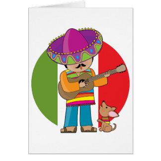 Little Mexico Card