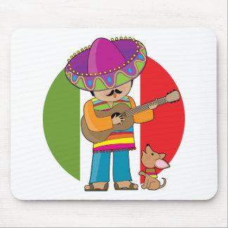 Little Mexico Mouse Mat