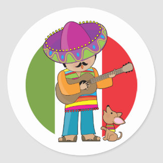 Little Mexico Stickers