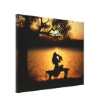 Little Miracle Gallery Wrapped Canvas