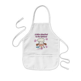 Little Miss Chef Aprons