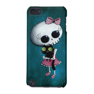 Little Miss Death - Halloween Beauty iPod Touch (5th Generation) Case