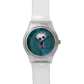 Little Miss Death - Halloween Beauty Watch