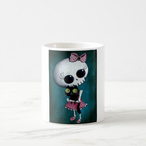 Little Miss Death - Hallowen Beauty Mug