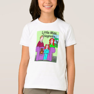 """Little Miss Diagnosis"" Kid's T-Shirt"