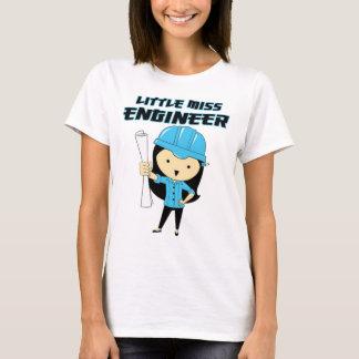 Little Miss Engineer T-Shirt