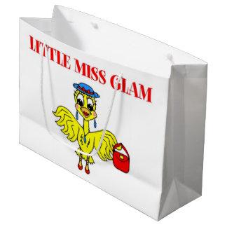 LITTLE MISS GLAM LARGE GIFT BAG