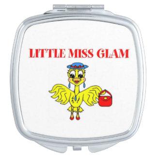 LITTLE MISS GLAM TRAVEL MIRRORS