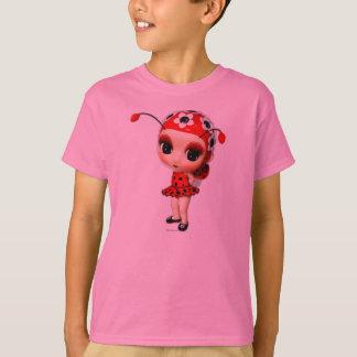 Little Miss Ladybug Kids' T-Shirt