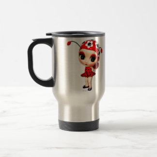 Little Miss Ladybug Mugs