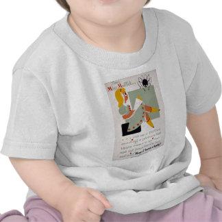 Little Miss Muffet Tee Shirt