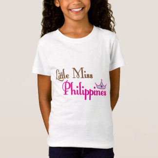 Little Miss Philippines T-Shirt