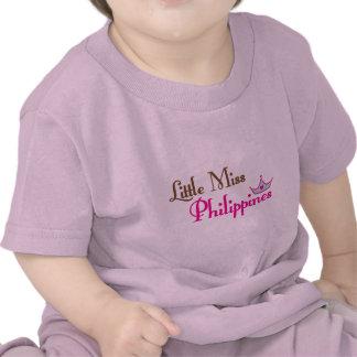 Little Miss Philippines Tshirts