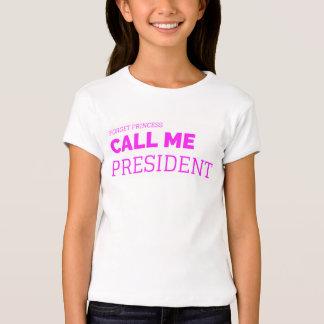 Little Miss President t-shirt