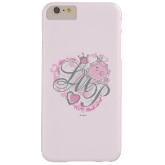 Little Miss Princess - 100% Perfection Barely There iPhone 6 Plus Case