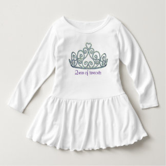 Little Miss Queen Dress