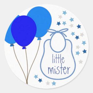 Little Mister (It's a Boy) Sticker
