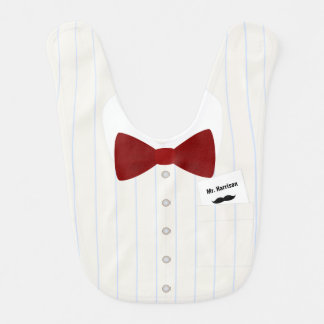 Little Mister Personalized Baby Bib