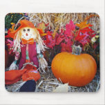 Little Mister Scarecrow Mouse Pad