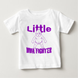 Little MMA Fighter Martial Arts Baby Tee Shirt