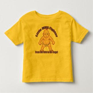 Little MMA Fighter Toddler Shirt