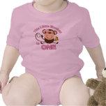 Little Monkey 1st Birthday Girl Infant Creeper