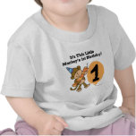 Little Monkey 1st Birthday Tshirts and Gifts