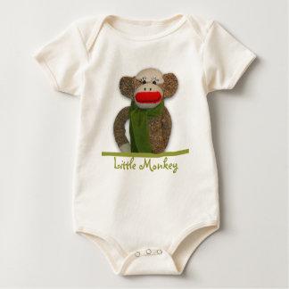 Little Monkey Baby Bodysuit