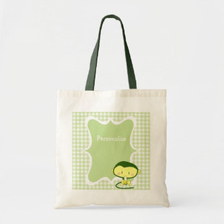 Little Monkey Budget Tote Bag