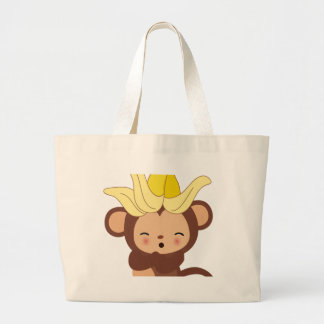 Little Monkey Collection 108 Jumbo Tote Bag