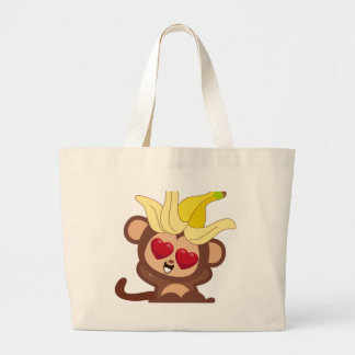Little Monkey Collection 117 Jumbo Tote Bag