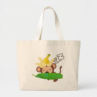 Little Monkey Collection 127 Jumbo Tote Bag
