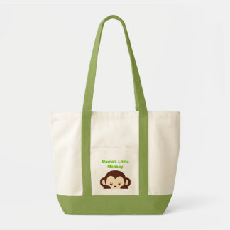 Little Monkey Diaper Bag Tote Bag