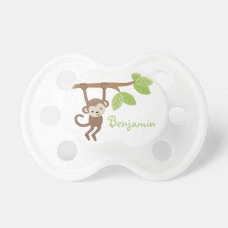 Little Monkey Baby Pacifiers
