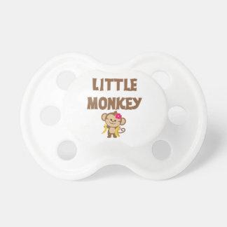 Little Monkey (Girl) Baby Pacifiers