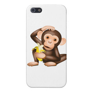 Little monkey iPhone 5 cover