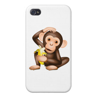 Little monkey covers for iPhone 4