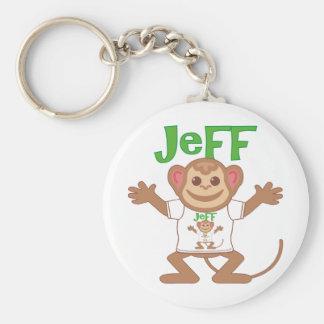 Little Monkey Jeff Key Ring