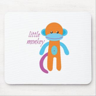 Little Monkey Mouse Pad