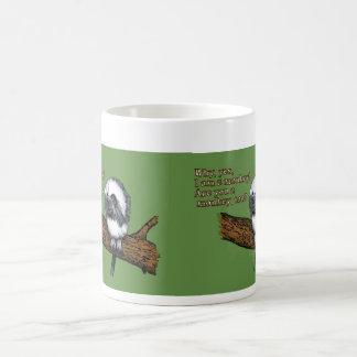 LIttle Monkey Morphing Mug