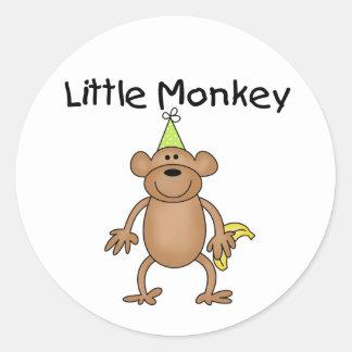 Little Monkey Sticker