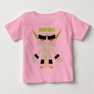 little monster green elf baby T-Shirt