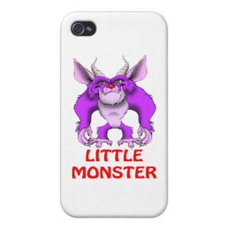 little monster cover for iPhone 4