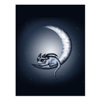 little Moondragon Postcard